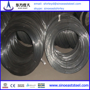 0.3 To 4mm Black Anealed wire factory price in china