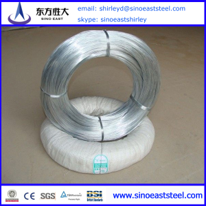 BWG 16 galvanized wire supplier in China