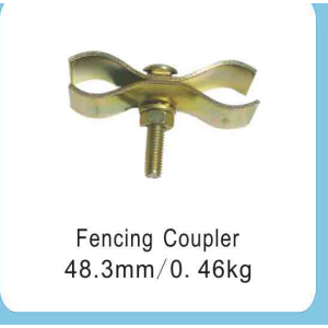 types of steel scaffolding fittings