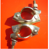 Drop forged scaffolding coupler