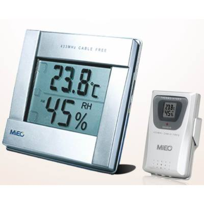 Wireless Thermometer and Hygrometer HR641B