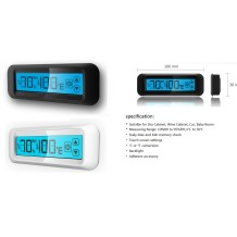 Panel Mount Hygor-Thermometer