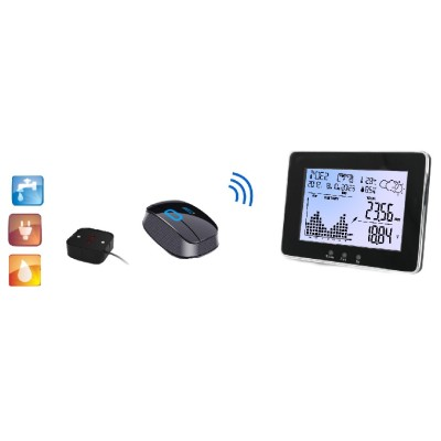 Wireless Cost Energy Monitor (HA101)