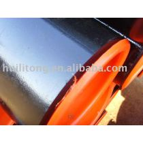 API 5L Grade-B Electric Resistance Welded (ERW) Steel Pipes