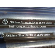 API 5CT ERW/SSAW oil casing steel pipes