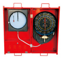 Drilling weight indicator