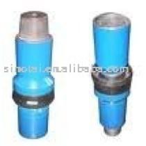 oil casing pressure testing plug