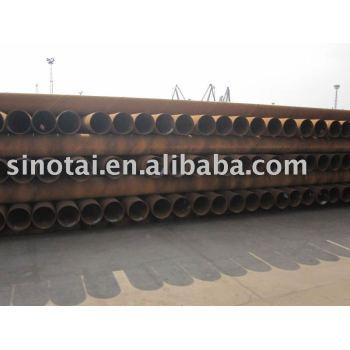 API 5L X80 ERW line pipe