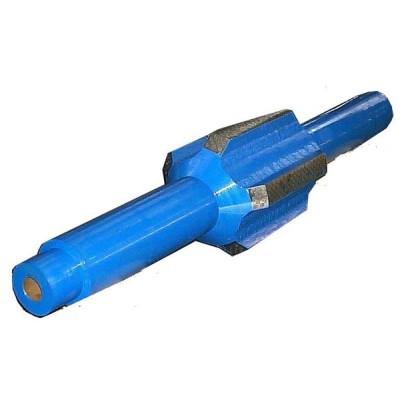 Integral straight blade stabilizer