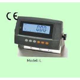 Indicator-L,S Weighing indicator for platform scale