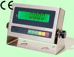 Indicator-HF Digital indicator for platform scale