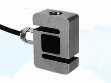 HZFS-013 5 100KG Stainless Steel Tension S type Load Cell/Force Sensor
