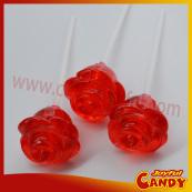 sweet love rose lollipop