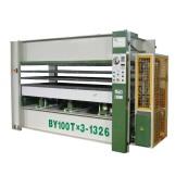 Multi-layer Hydralic veneer press machine