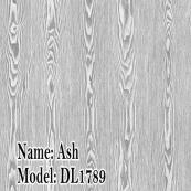 Wood-grain decorative paper