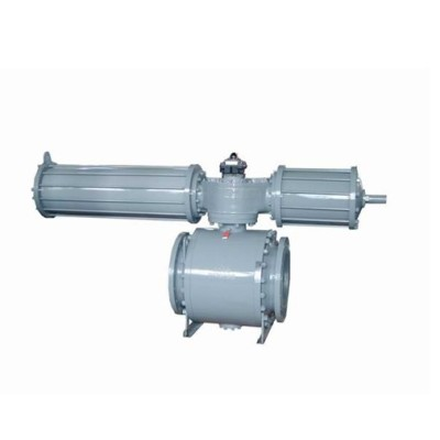 Pneumatic Forged Ball Valve