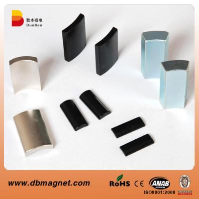 Sector & Arc  NdFeB Magnets