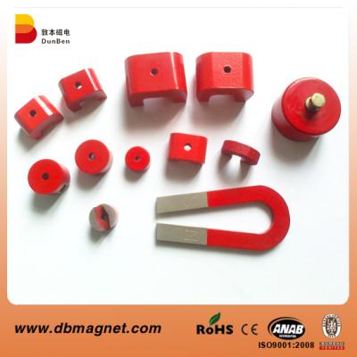 Horseshoe & u-shape &pot magnets