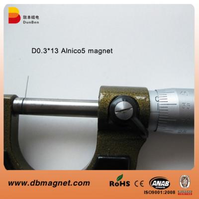 Micro alnico Magnets