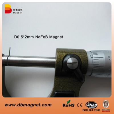 Micro ndfeb Magnets