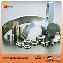 High Performance Sintered Neodymium Magnet