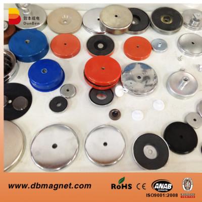Round Base Magnet