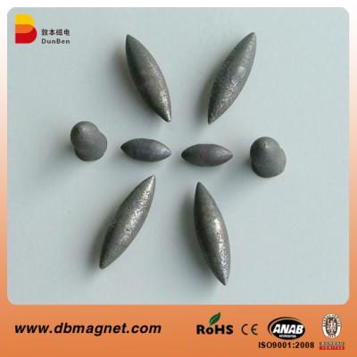 Irregular Cast  Alnico magnet