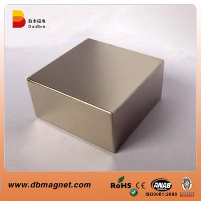 Sintered block  NdFeB Magnets (N35,N40,N48,N50,N52 )