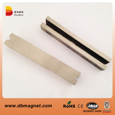 Channel Alnico magnets