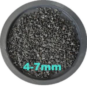 Carboneto de cálcio (tamanho: 4-7mm)