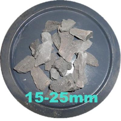 Carboneto de cálcio (tamanho: 15-25mm)