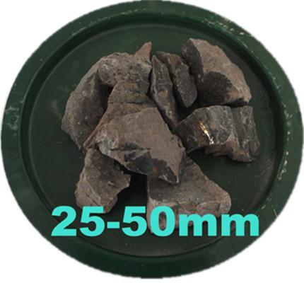 Carboneto de cálcio (tamanho: 25-50mm)