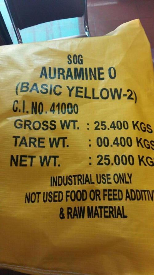 Basic yellow 2