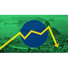 Rescue economy! Brazil's central bank cut interest rates by 100 basis points hit the biggest decline in eight years