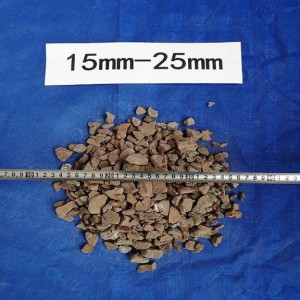 Best quality Calcium Carbide manufacturer 15-25mm 285L/KG for acetylene gas