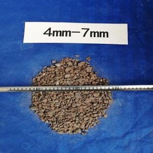Best quality Calcium Carbide manufacturer 4-7mm 250L/KG for acetylene gas