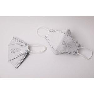 Factory Sell Meltblown Cloth Masks eco-friendly FFP2 Masks earloop Filter kn95