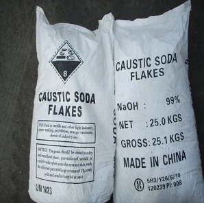 99% Sodium Hydroxide for Paper making /Cleaning agent /Oil industry /Caustic soda flake