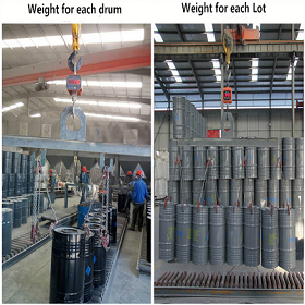 What's the handling and storage methods of calcium carbide?