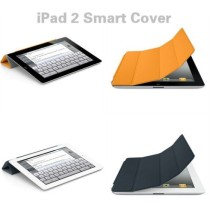 Leather case for iPad 2