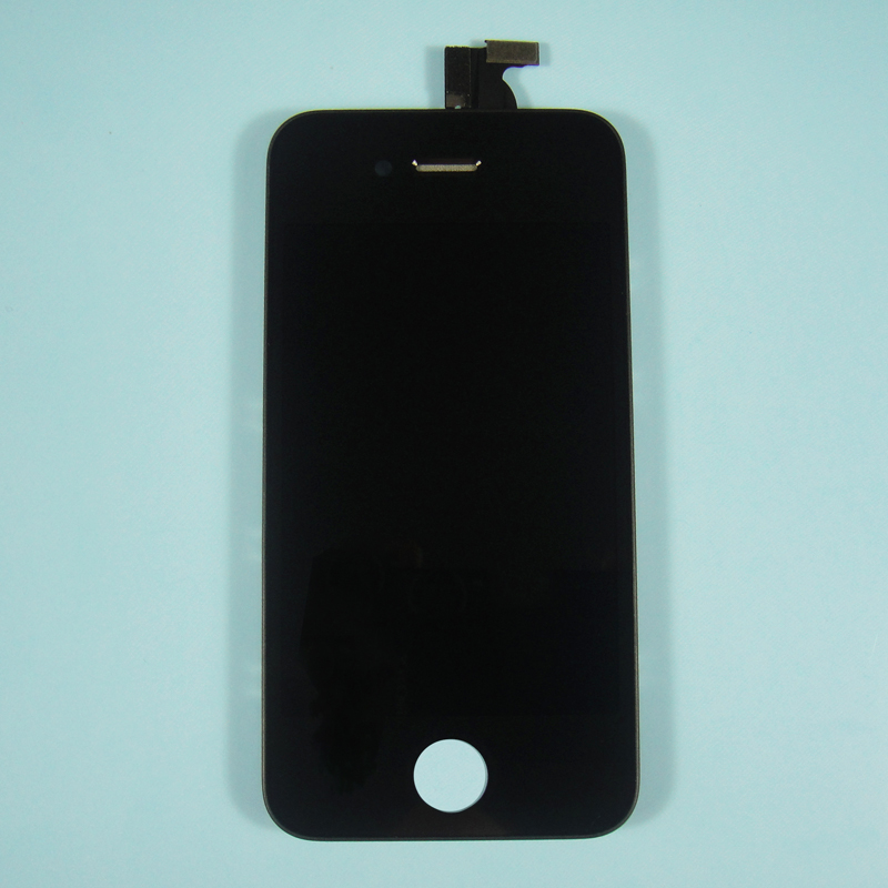 Replacement LCD Screen with Touch Panel black color for iphone 4S