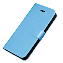 For iphone 5 protect leather case