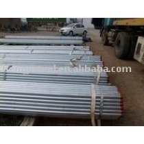 GB/ASTM/BS galvanized pipes GI tube