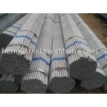 hot-dipped galvanized pipes