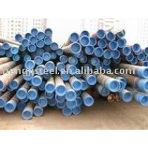 ASTM and BS standard galvanized steel pipe