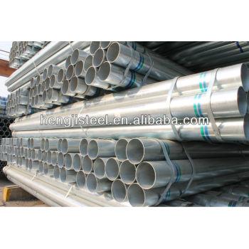 galvanized steel pipe/ gi tube
