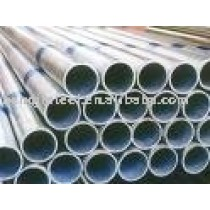 sell GI steel pipe (BS1387, ASTM A53, GB/T3091-2001)