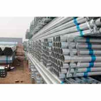 HOT DIPPED GALVANIZED STEEL Tube