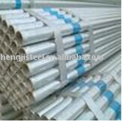 Hot-dipped Galvanized Steel Tube