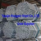 Tubo de acero galvanizado ASTM A53